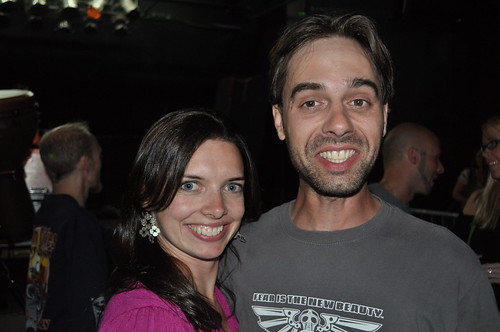 Colleen and Matty