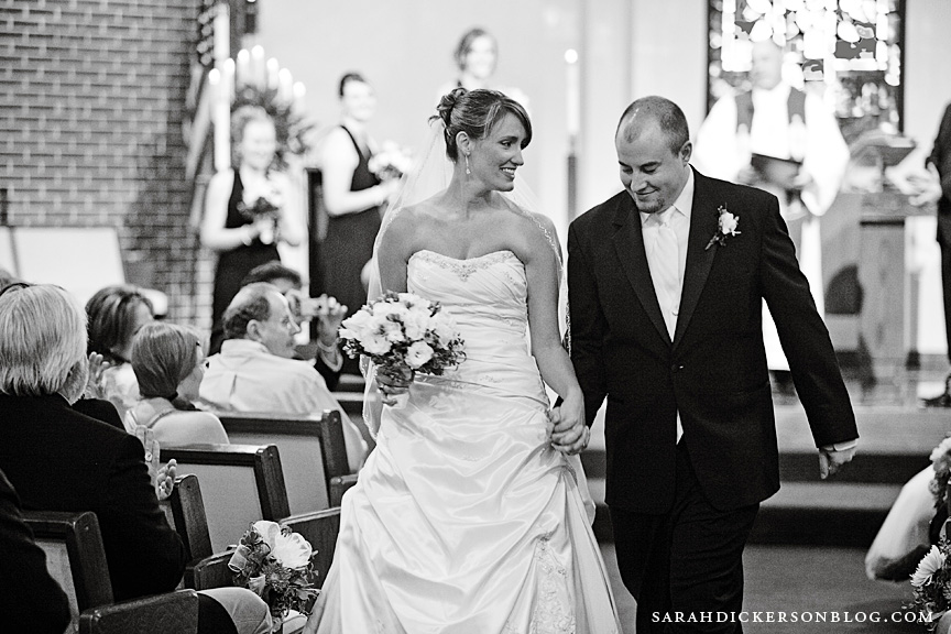 Kansas wedding photos