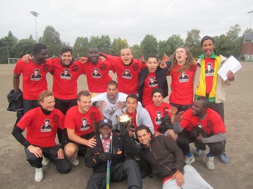 NBT football winners!