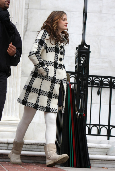 trendy gossip girl coats