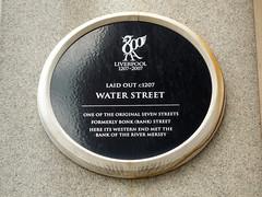 Photo of Black plaque number 7908
