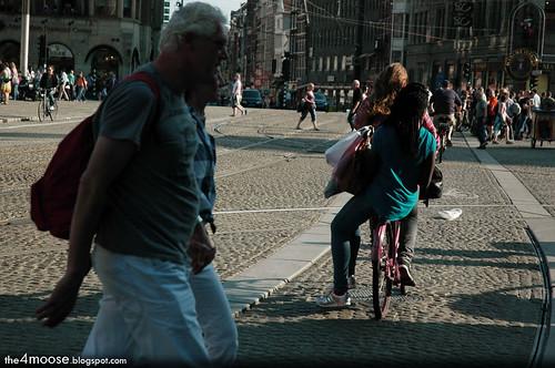 Amsterdam - Dam Square