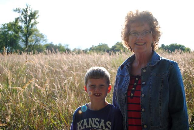 Grandma and Bennett