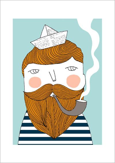 sailor_A4 print