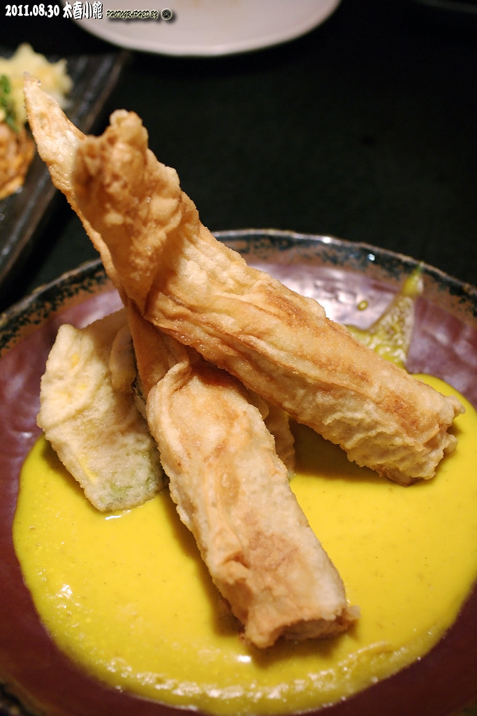 [台北] 來去吃好料之太春小館(日式創意料理) (DA35)