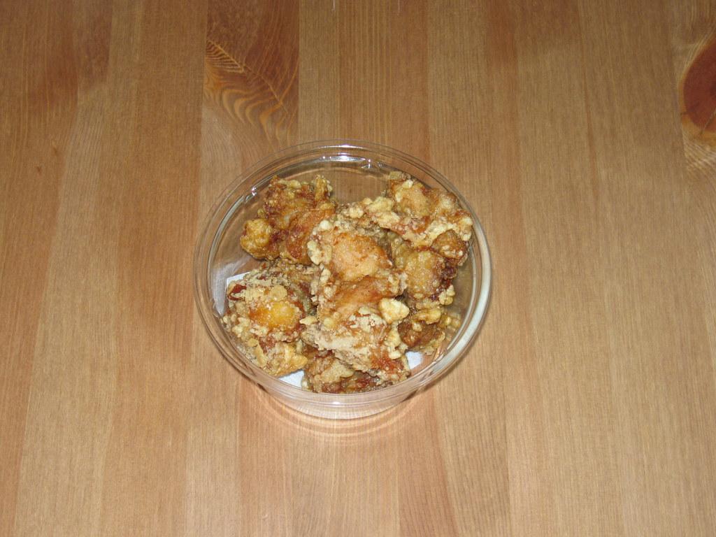 Karage (Japanese Style Fried Chicken)