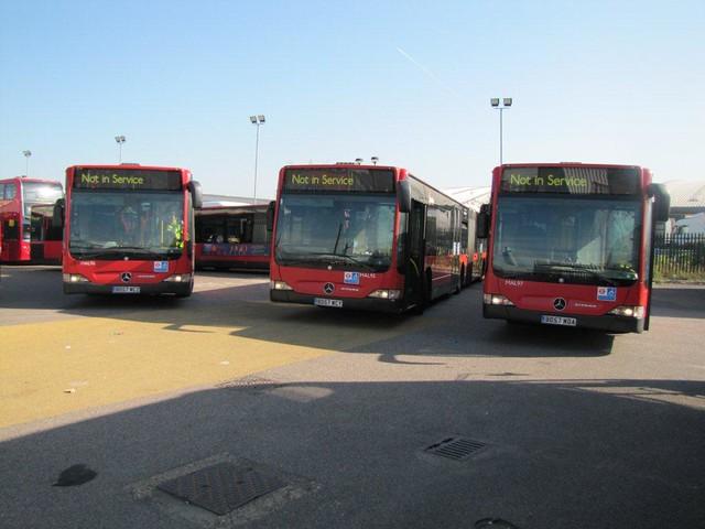 Konectbus Citaros