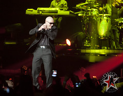 Pitbull - The Palace of Auburnm HIlls - Auburn Hills, MI - Sept 30th 2011