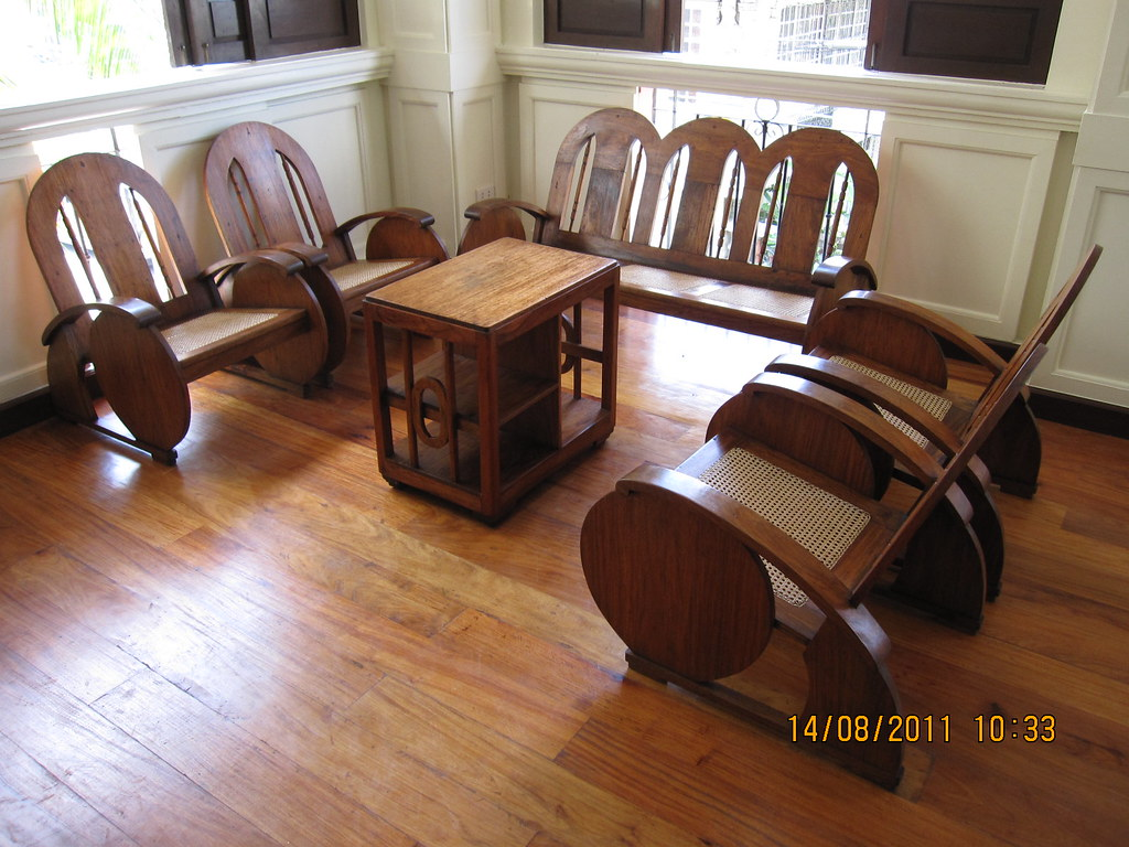 The world 39 s best photos of narra and philippines flickr for Sala set furniture