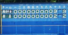 高師台・牟呂スコアボード