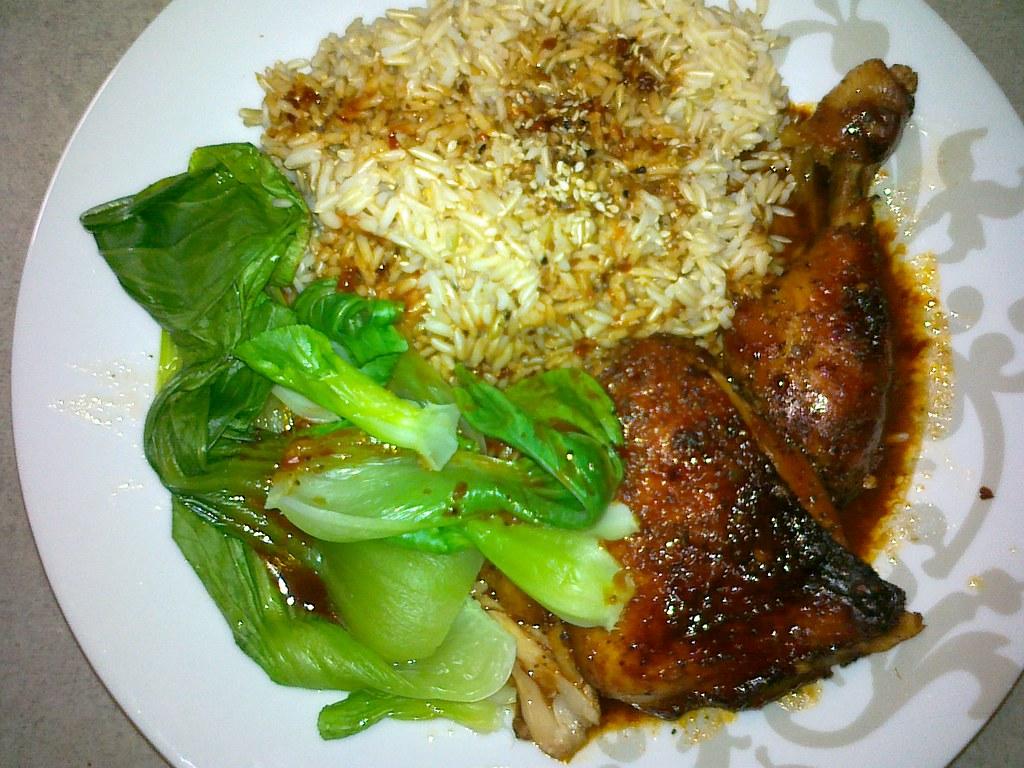Slow Roasted Szechuan Chicken