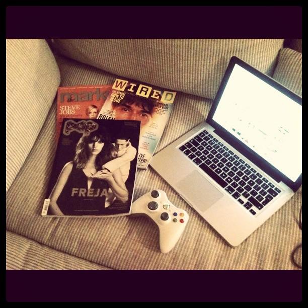 Multitasking !