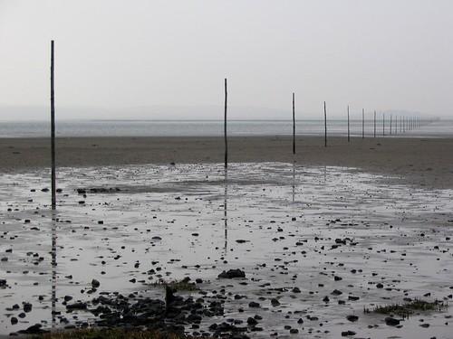 Lindisfarne Pilgrmage Poles 1