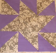 Star block for Grace do.Good stitches