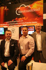 The Westcoastcloud team at the SECC (iomart Hosting) Tags: festival scottish security learning cloudcomputing westcoastcloud netintelligence childonlinesafety childsafetykitemark iomartgroupplc