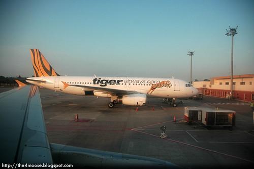 TR 2152 - Tiger Airways