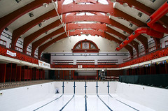 Govanhill Baths Main Pool (Bora Horza) Tags: urban abandoned water pool club swimming swim scotland community ruins closed day doors open glasgow balcony empty ruin kingston forgotten urbanexploration seats baths disused southside suite spectators fitness exploration gym derelict gala spectator turkish ue govanhill ruined doorsopenday steamie urbex turkishbaths doorsopen sunbeds galas viewingarea cityofglasgow fitnesssuite mainpool cogsc communitytrust launderetter govanhillbaths govanhillpool govanhillswimmingpool govanhillswimmingbaths glasgowdooropenday govanhillbathscommunitytrust kingstonswimmingclub kingstonswimming cityofglasgowswimmingclub