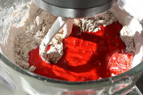 Red Velvet Gore Cakes