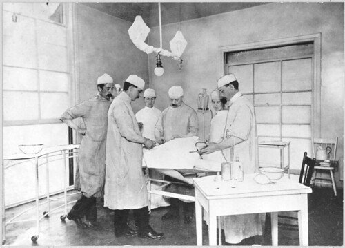 Vancouver General Hospital remembers 100 years: Surgery, 1905 by Vancouver Coastal Health