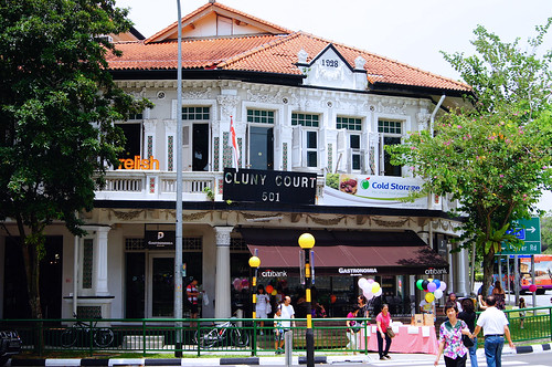 Cluny Court