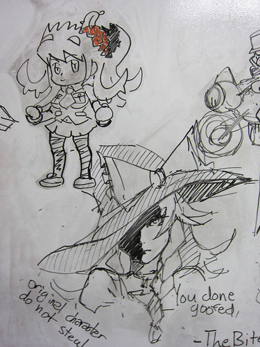Filia and Sorceress