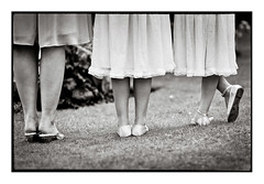 bridesmaids (Steven Carter Hewson) Tags: uk wedding portrait blackandwhite detail availablelight ceremony photojournalism documentary naturallight reportage stevencarterhewson carterhewsonphotography
