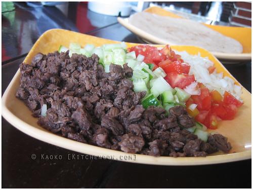 Mister Kabab - Shawarma Plate