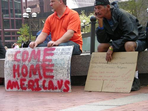 come home americans