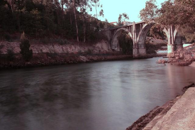 Puente sobre el Lérez