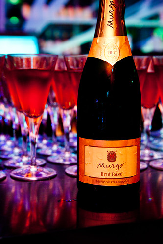 Murgo 2007 Brut Rosé for VIP Reception