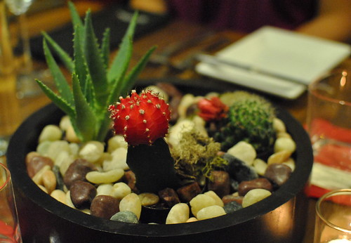 nopal centerpiece
