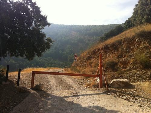 Entrada a Jabalcuz