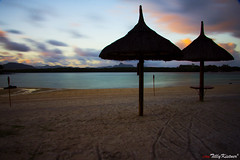 Mauritius Beach Sunrise (Benjamin von Tilly Kistner) Tags: ocean africa travel vacation sky sun color tourism beach nature water clouds strand sunrise canon relax geotagged photography eos dawn coast photo nice twilight reisen colorful warm wasser photos dusk african sommer urlaub natur relaxing wolken sigma sunny timeexposure chilling shore afrika romantic tropic bluehour dmmerung blau mauritius relaxed sonnig sonnenaufgang canoneos chill farbig tourismus reise wather beachcomber thebluehour blauestunde trkis erholung tropisch romantisch touristik geologicalformation 1750mm sigma175028 sigma1750 canoneos60d eos60d doubleniceshot mygearandme mygearandmepremium 1750mmf28exdcoshsm