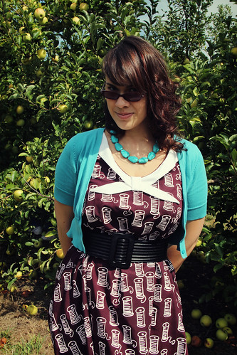 What I wore 10.9.11
