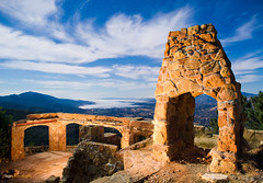 Knapp's Castle, Santa Barbara (Ziyan | Photography) Tags: california usa santabarbara nikon moonlight ziyan 24mmf14 knappscastle d3s