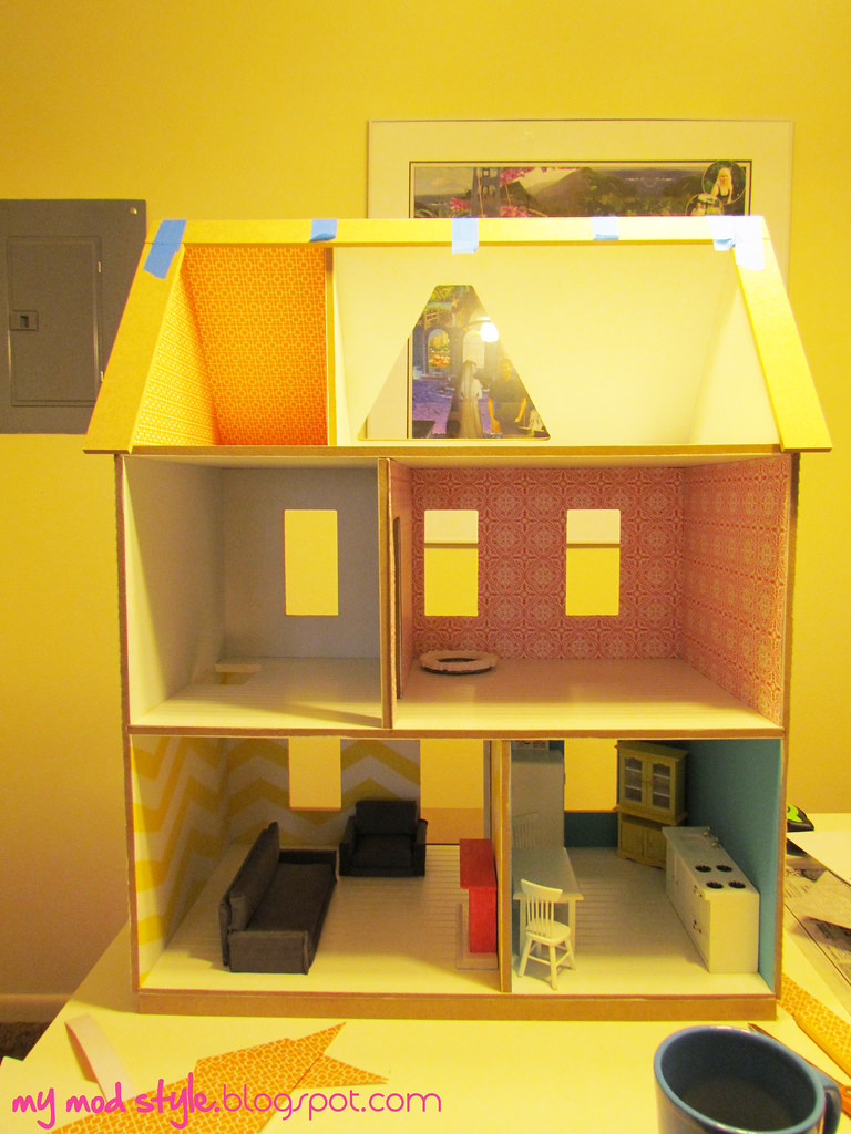 Dollhouse all rooms1