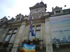 La alcaldía de izquierda de Saint Denis by manuel guerrero