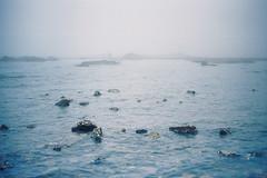 Surface (a l e x . k) Tags: sea film fog pentax qingdao lx tsingtao fa43mmf19