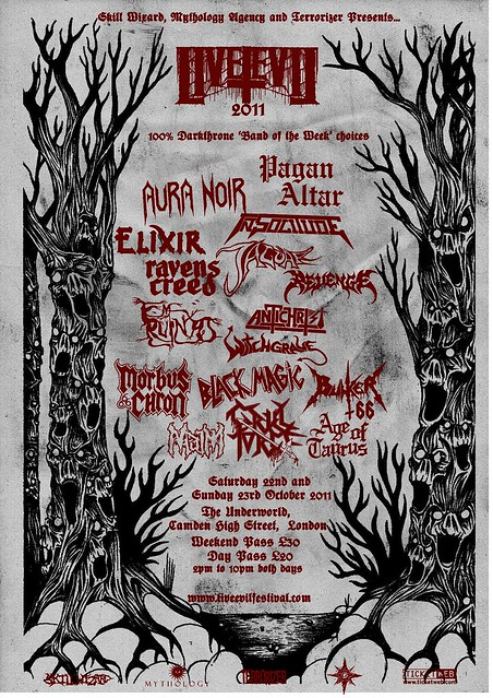 Live evil review metal gigs gig listings