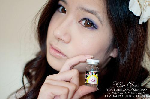 680fe9ed0d EOS Max Pure Brown Circle Lens Review   Giveaway! - Kim Dao Blog
