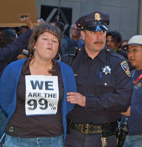 10arrest:we are 99 percent.jpg