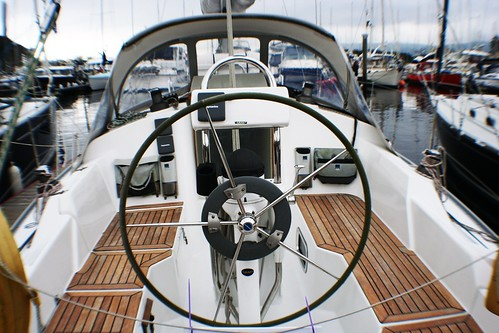 Pleasure Boat Wheel