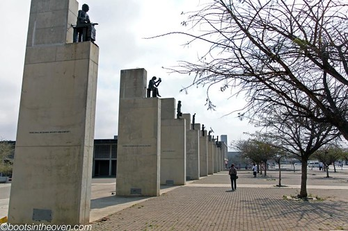 Walter Sisulu Square of Dedication