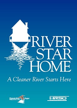 RiverStarsHomes_Flag, Elizabeth River Watershed, Virginia Beach, Virginia