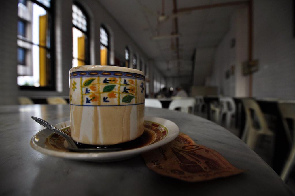 "my ""Strong"" Coffee break 我的""强""咖啡 ..."