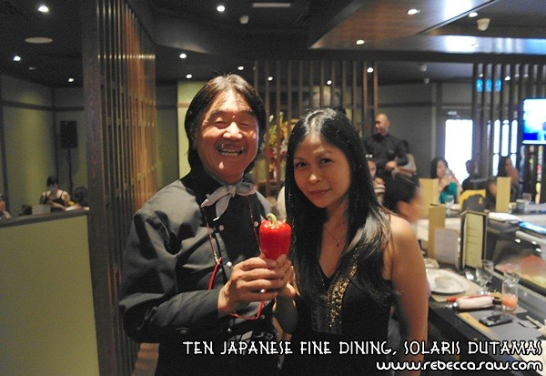 Ten Japanese Fine Dining, Solaris Dutamas-12