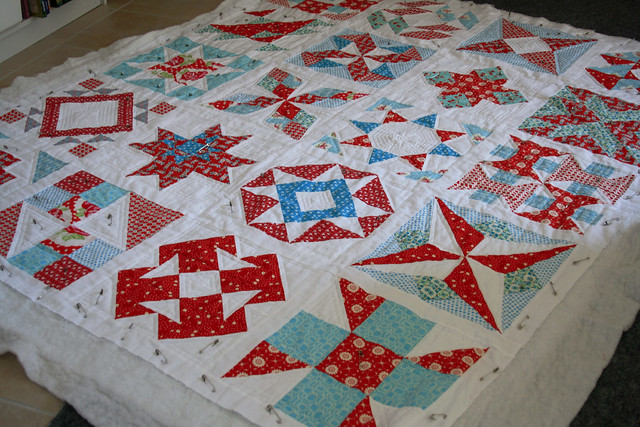 quilting summer sampler quilt