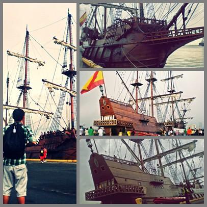 Galleon Andalucia