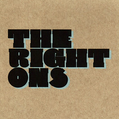 The Right Ons - 80.81 (CD) 2FER005