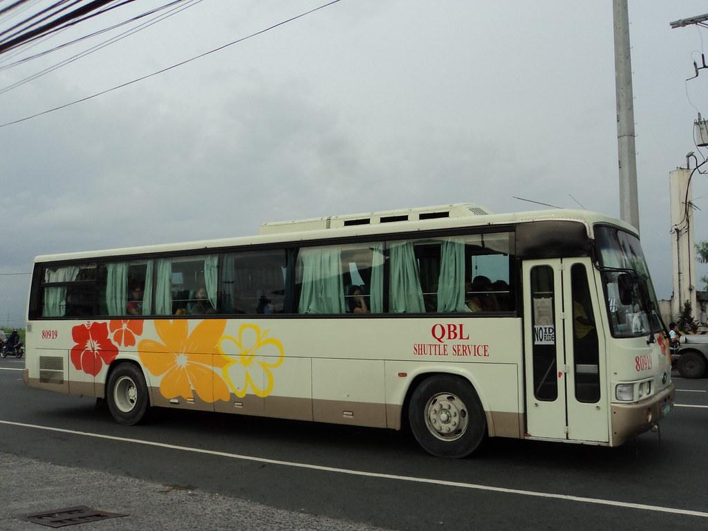 QBL Shuttle Service 80919